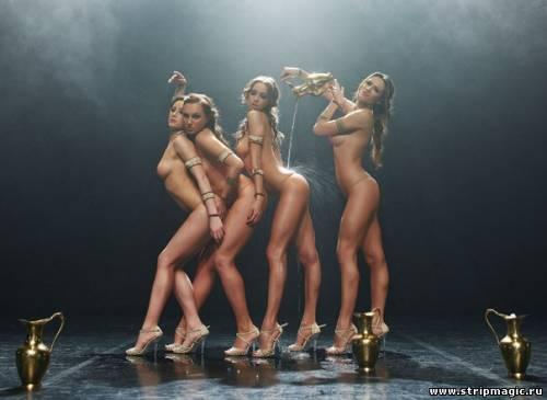 фото шоу девушек голых